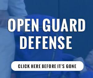 open guard bjj
