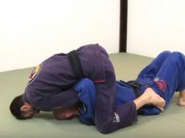 using your head in jiu jitsu